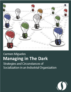 Livro Managing in the dark